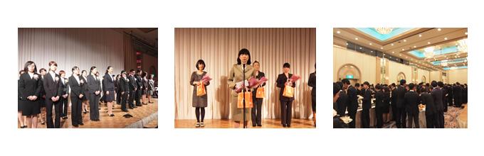 平成28年度 新入職員歓迎会