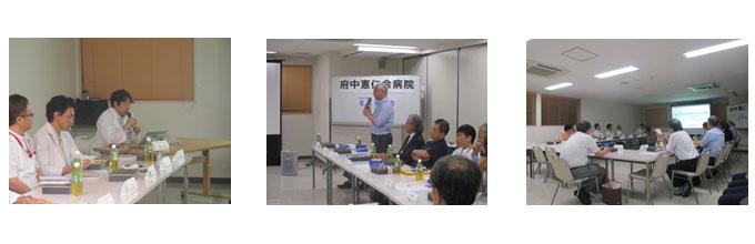 コーレアの会 放射線科検討会